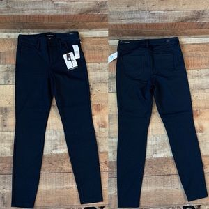 NWT - blue&black Liverpool Fit Madonna Leggings 🖤